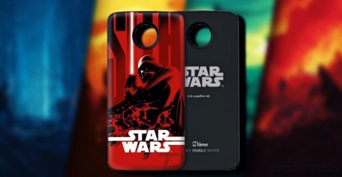 Moto Snap Style ganhará edição especial inspirada em Star Wars: Os Últimos Jedi