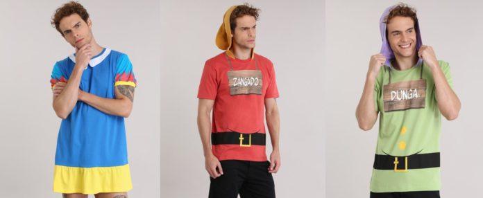 C A lança coleção de Carnaval com direito a camiseta masculina da ... b6fafed9b5365