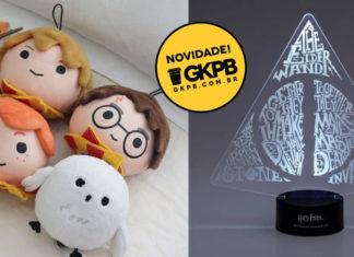 Imaginarium lança novas almofadas e luminária inspirados em Harry Potter abf3ce0139
