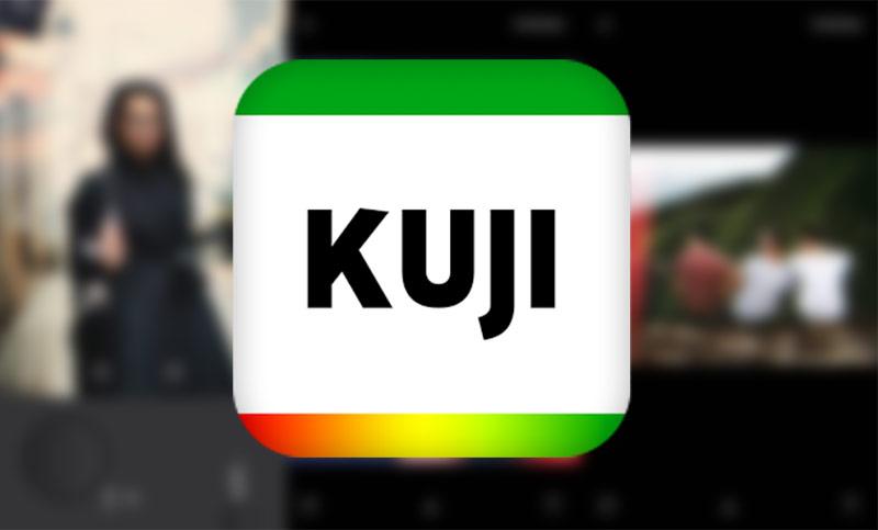 Kuji Cam é a melhor opção ao Huji Cam para usuários Android