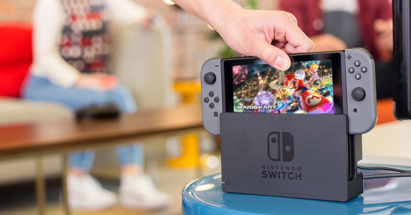 Nintendo Switch se torna o videogame que vendeu mais rápido na história dos Estados Unidos