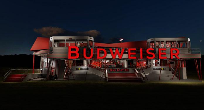 af0c006ad7b Budweiser vai transportar público aos anos 90 durante Lollapalooza ...