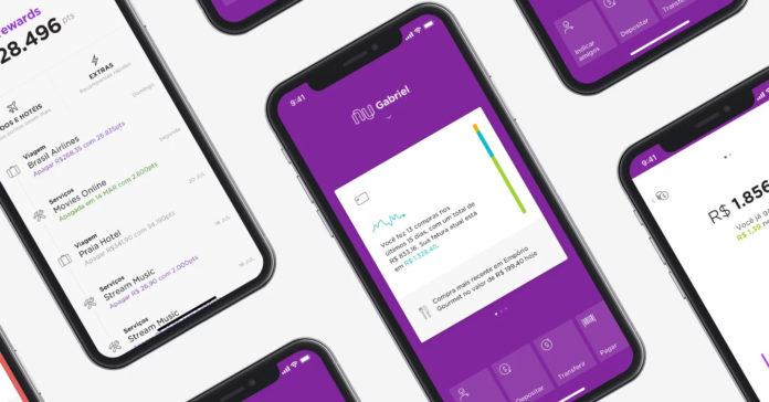 26ed894fd658 Nubank lança nova versão de seu aplicativo - Geek Publicitário