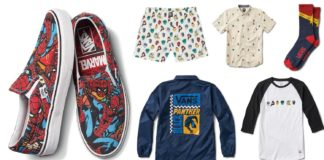 feb7f7ecec Vans lança coleção inspirada nos personagens da Marvel
