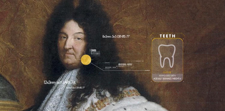 Canal+ recria a voz do antigo Rei da França: Louis XIV