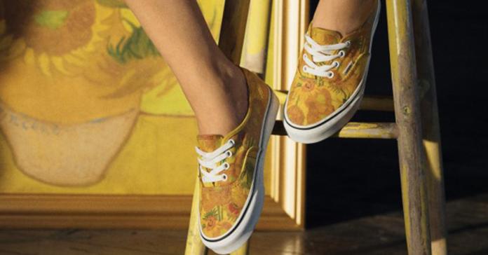8231c630ef Vans lança coleção utilizando obras de arte de Van Gogh - Geek ...