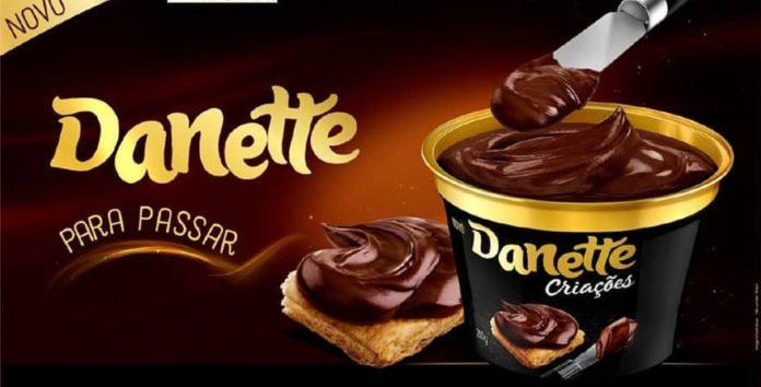 Resultado de imagem para Danette lança pasta cremosa de chocolate