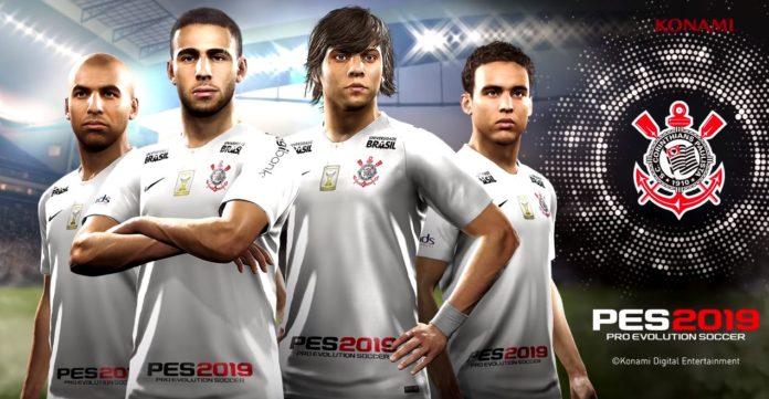 Konami assina como patrocinadora do Corinthians - Geek Publicitário 8d5f213cb28be