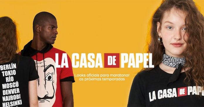 d4b44adbc Riachuelo lança coleção inspirada em La Casa de Papel - Geek ...