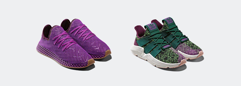 f1d0add39b3 Adidas lança coleção inspirada em Dragon Ball Z no Brasil - Geek ...
