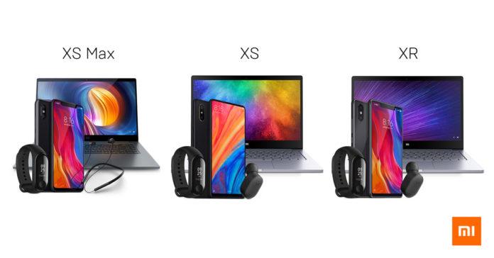 3cf53069b Xiaomi provoca Apple e lança combos com diversos produtos ao mesmo ...
