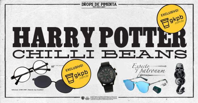 5f13186d4 Chilli Beans e Harry Potter: confira nova coleção de óculos e ...