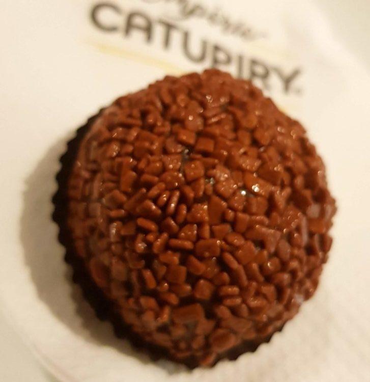 Brigadeiro com Catupiry