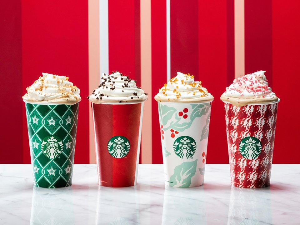 Tem Na Web - Starbucks anuncia seus novos Red Cups para 2018