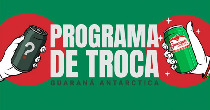 o novo aplicativo do guarana antartica