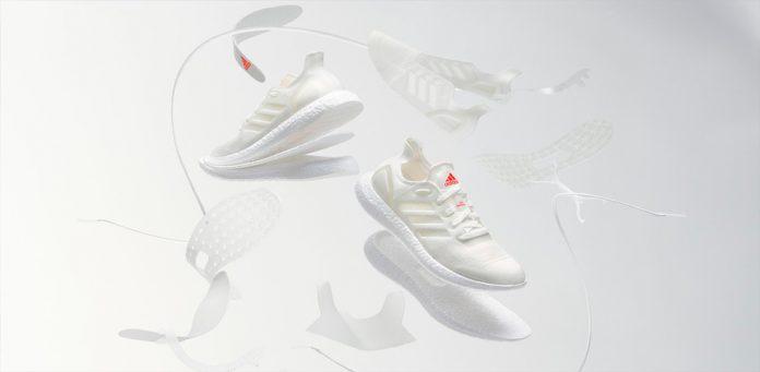 c96852bd34b Adidas lança seu primeiro tênis feito com 100% de materiais ...