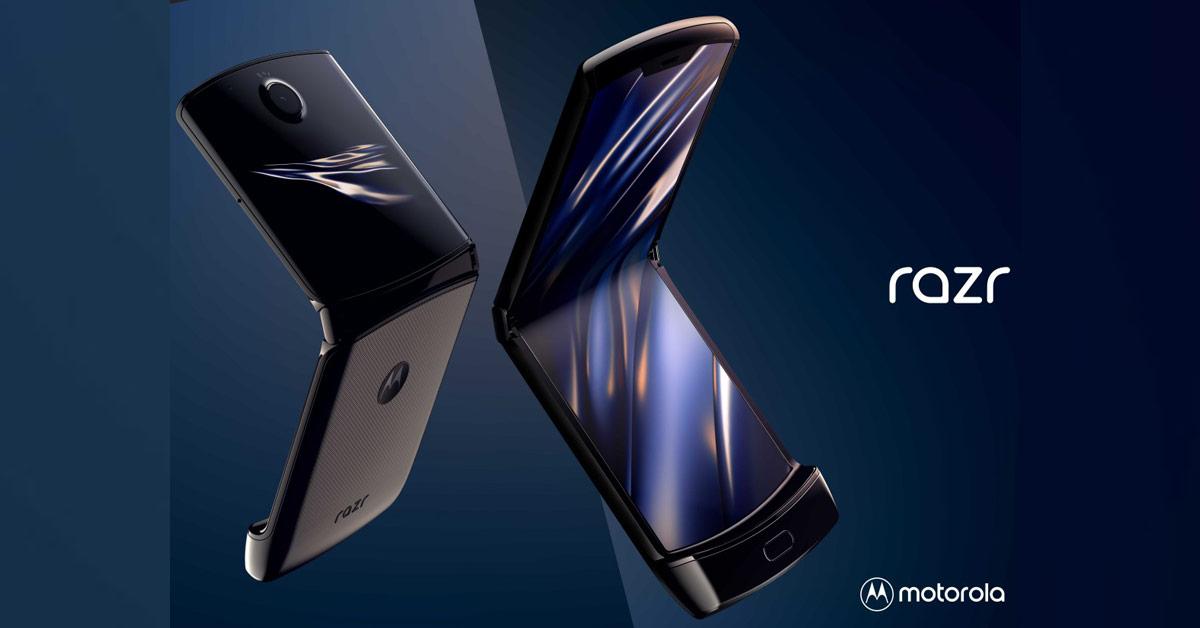 O inesquecível Motorola V3 está de volta mais bonito e poderoso. Conheça o Moto Razr - Geek Publicitário