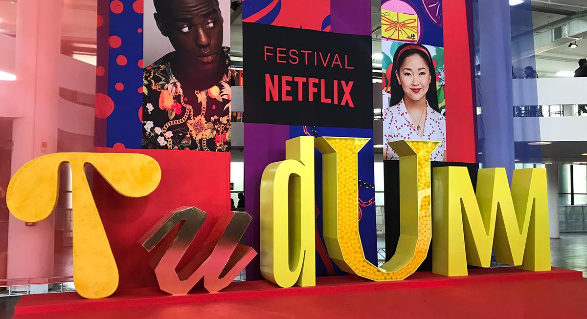 Um mês de TUDUM: entenda tudo sobre o primeiro festival da Netflix. | Foto: Reprodução.