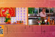 Programa 'Mais Você' exibindo dicas de lanches em parceria com Fanta.