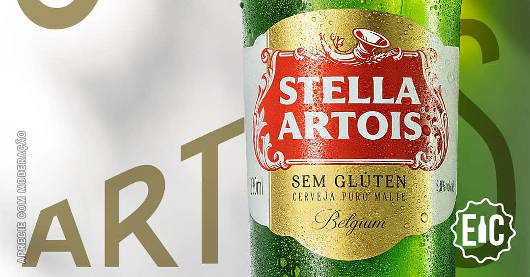 Imagem de destaque Stella Artois Sem Glúten
