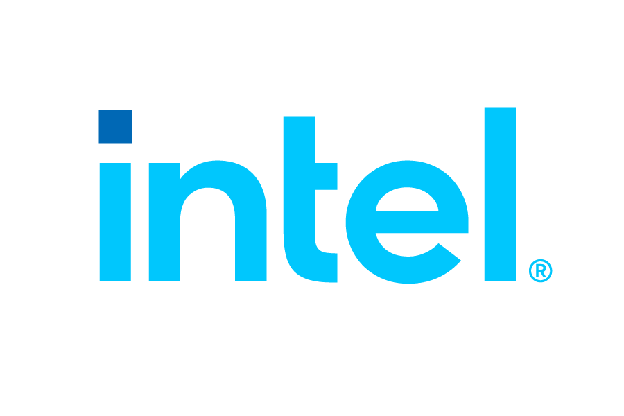 Novo logo Intel 2020 PNG