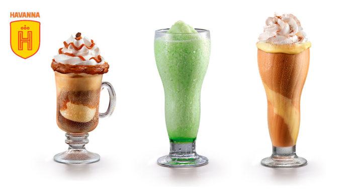 As três novas bebidas do cardápio de verão da Havanna