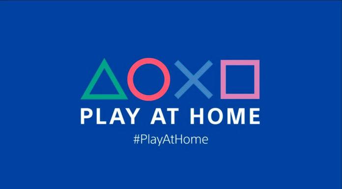 Banner da ação da PlayStation que dará jogos de graça.