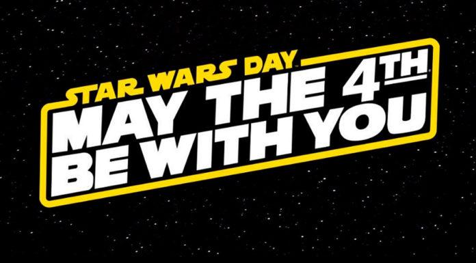 Foto de divulgação da ação especial do Star Wars Day da Disney e Omelete.