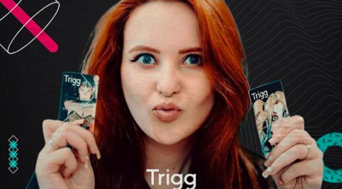 Letícia Marques embaixadora da Trigg