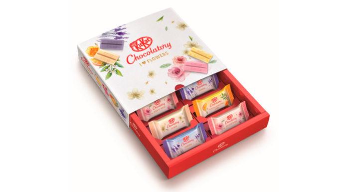 KitKat especial de Dias das Mães.