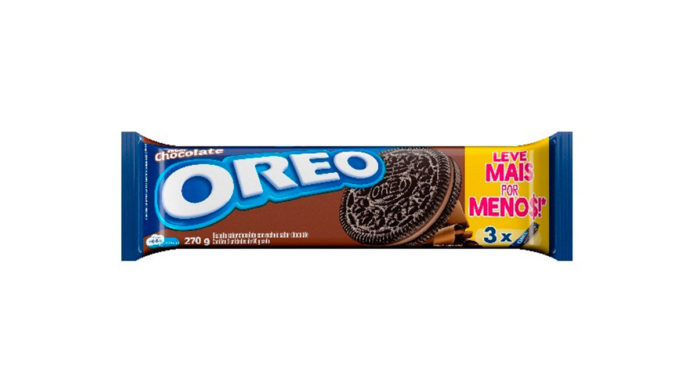 Oreo Tripack Chocolate.