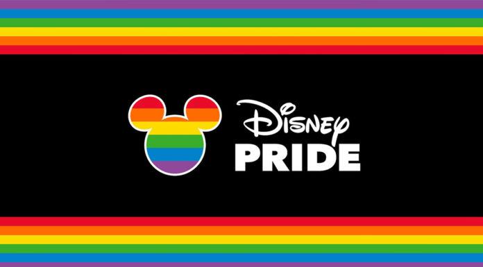 Disney para Mês do Orgulho LGBTQIAP+.