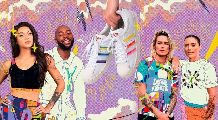 Adidas Pride 2021 Love Unites