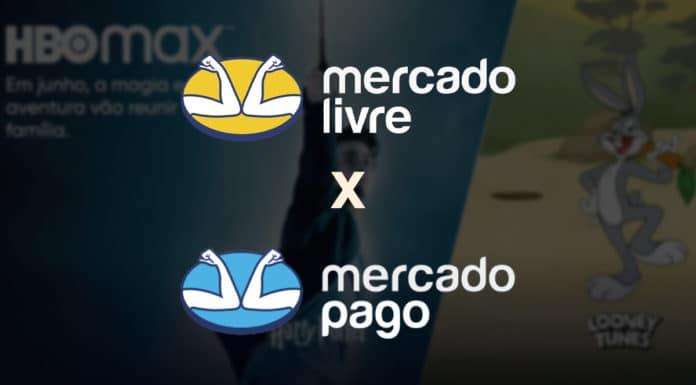 Mercado Livre HBO Max