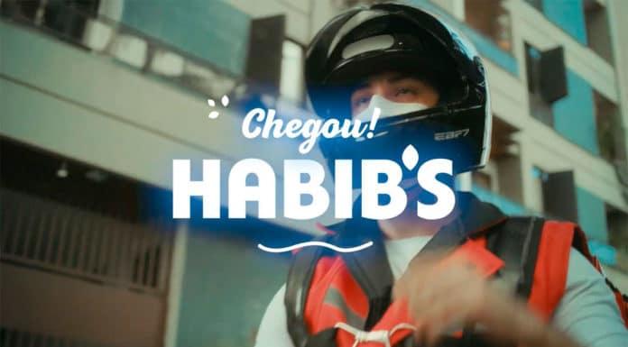 Campanha com clipe de funk do Habib's.