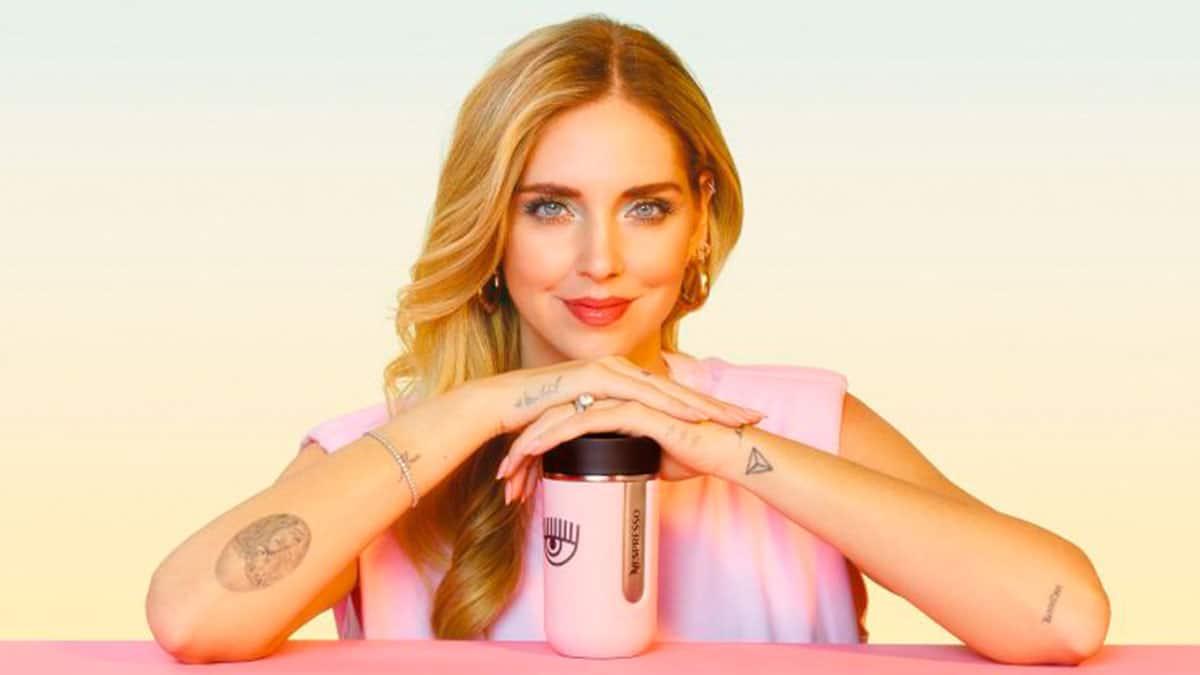 Nespresso lança travel mug em parceria com Chiara Ferragni - GKPB - Geek Publicitário