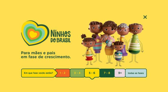 Plataforma para pais da Ninho.