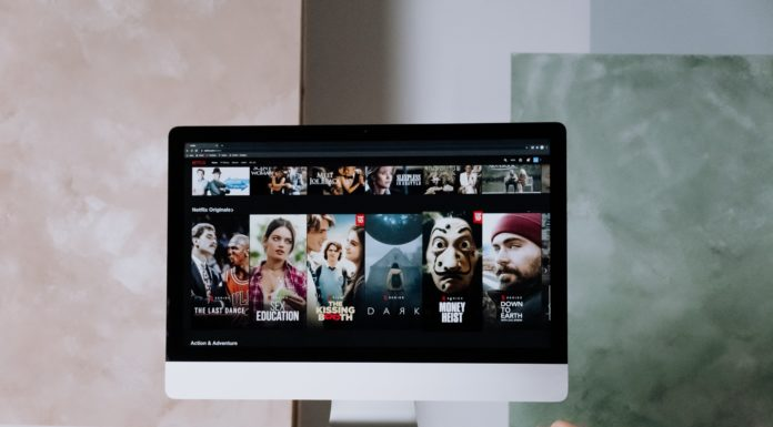 Header Top 10 JustWatch Netflix