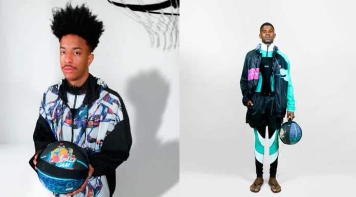 Coleção de roupas de Space Jam: Um novo legado.