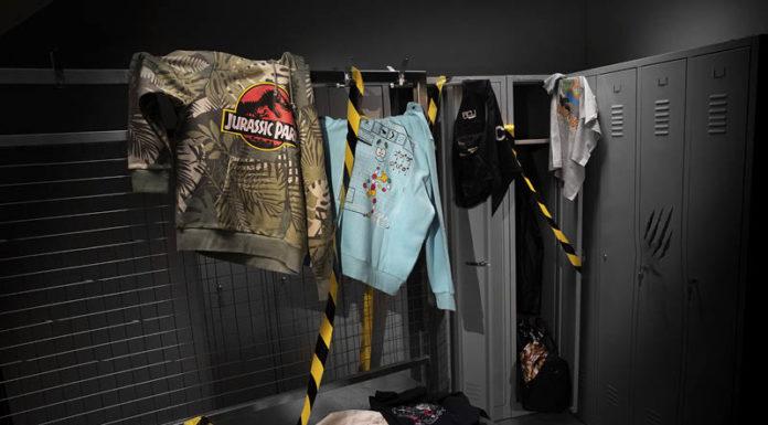 Coleção Reebok x Jurassic Park