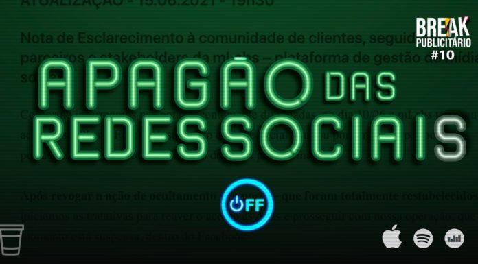 Apagão das Redes Sociais Break Publicitário