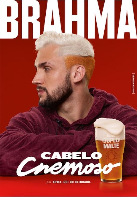 Arthur Brahma Cabelo Cremoso