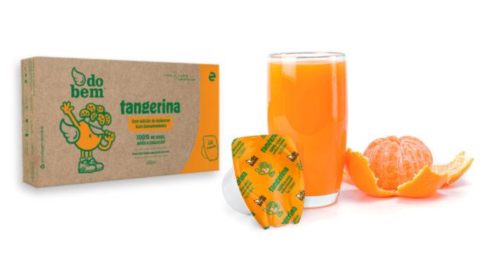 B.blend Tangerina Do Bem.