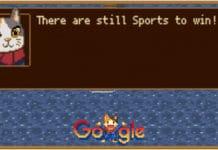 Google Doodle Olimpíadas