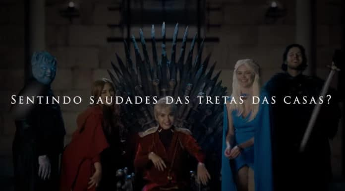 HBO Max Game of Thrones BBB20