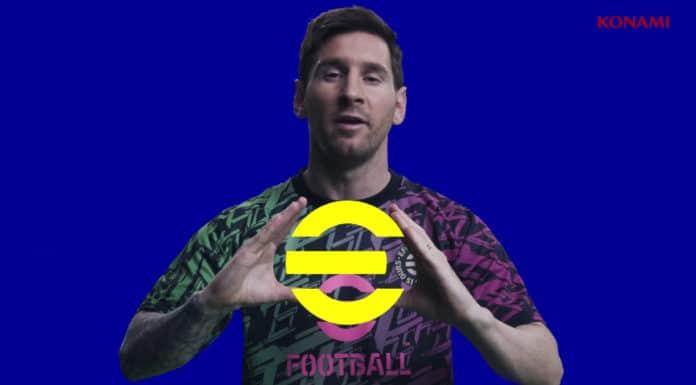 Messi eFootball