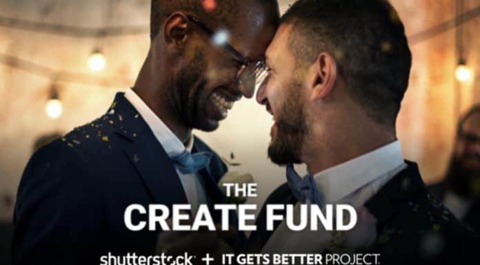 Parceria Shutterstock com a It Gets Better