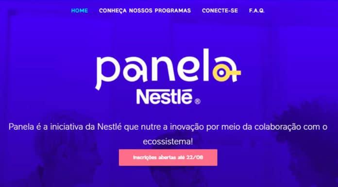 Plataforma de inovação da Nestlé.