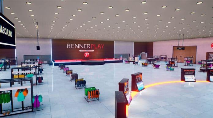 Mega live na Renner Play.