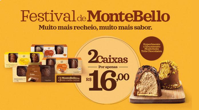 Festival de MonteBello da Cacau Show.